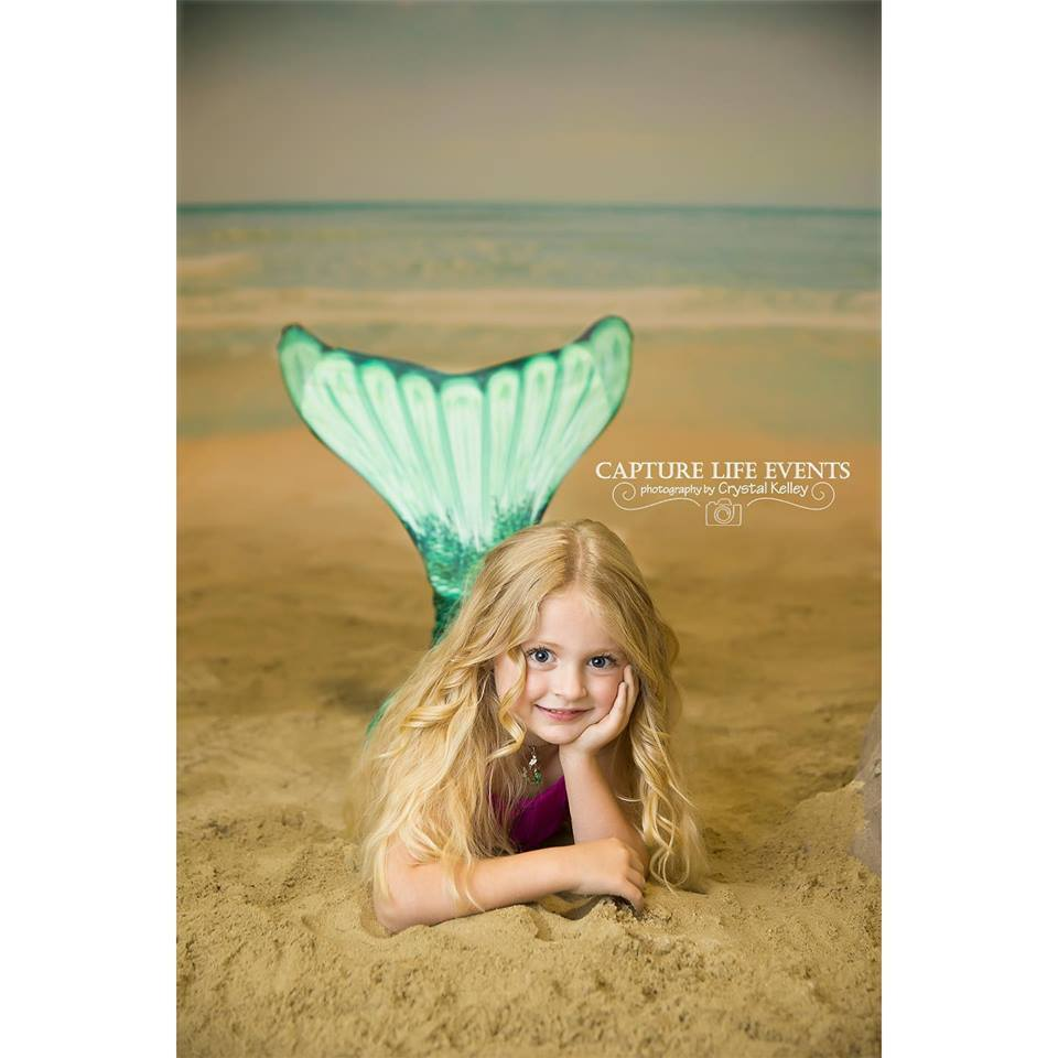 Capture Life Photography Mermaid