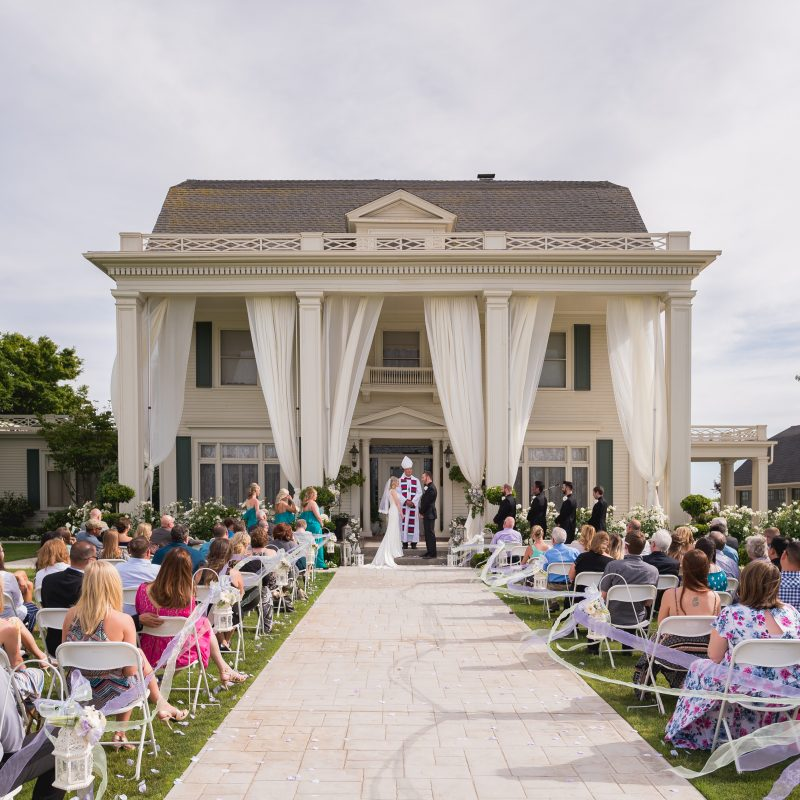 Wedding Venues Madera The Manor Estate