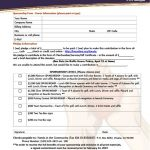 Ridge Creek Registration form 6th annual golf tournament