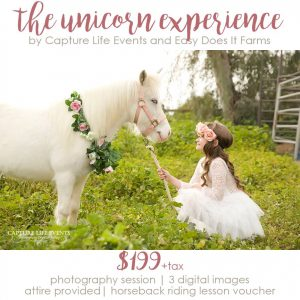 Unicorn Photography Capture Life Events
