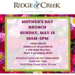 Ridge Creek Mother's Day