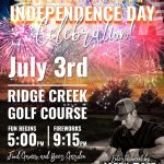 Ridge Creek 4th of July