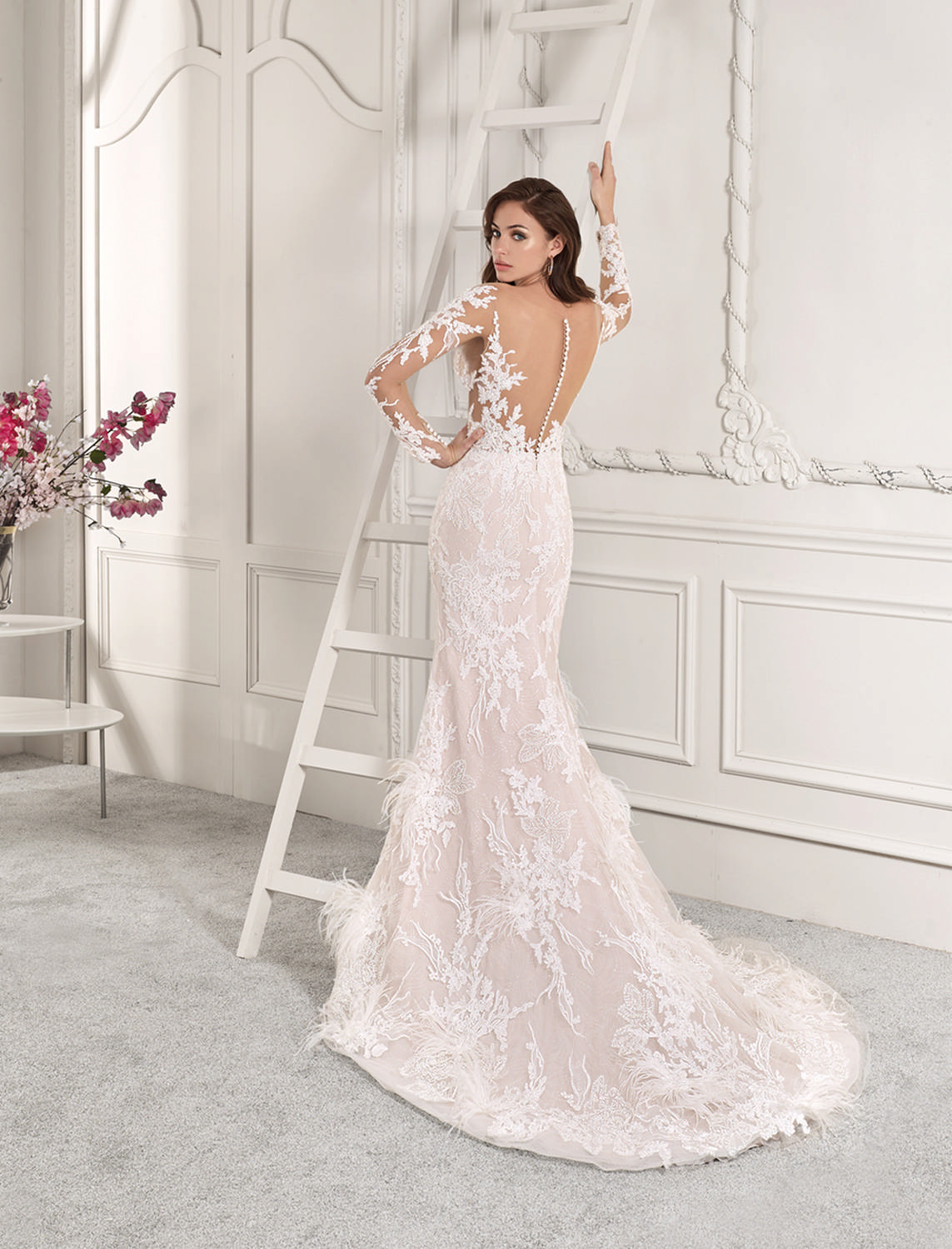 Demetrios Bridal Gown, Premier Bride's Perfect Dress, Trunk Show Fresno