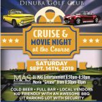 RCDGC - Cruise & Movie Night