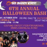 San Joaquin Winery Halloween Bash