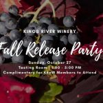 KRW Fall Wine Release Party